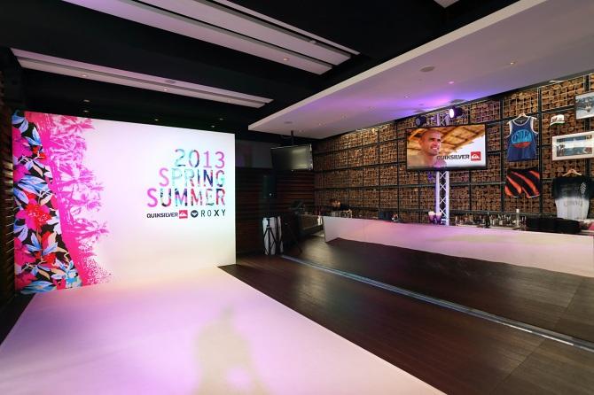 Quiksilver Amp Roxy Fashion Show Yvettelai